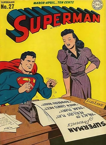 Superman | Lois Lane made her debut in Action Comics #1 in June 1938, which also featured the first appearance of Superman himself. (It also featured a…