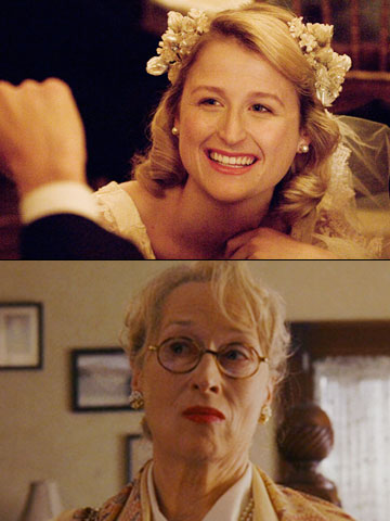 Mamie Gummer, Meryl Streep, ...   In a role some would say she was born to play, Gummer personified the 1950s version of Lila, portrayed by her real-life mother Streep, in…