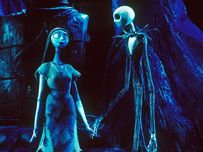 Tim Burton's the Nightmare Before Christmas | Disney released Tim Burton's typically twisted holiday tale under its Touchstone banner because the studio thought the 'toon was too dark for the kiddies. Over…