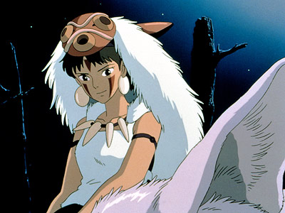 Princess Mononoke | We picked Princess Mononoke because it is probably the most adult-oriented of his films, but really this spot belongs to the entire life's work of…