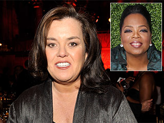 Rosie O Donnell With Oprah