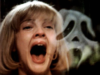 Scream-barrymore