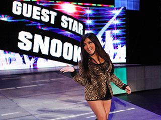 SNOOKIE WWE
