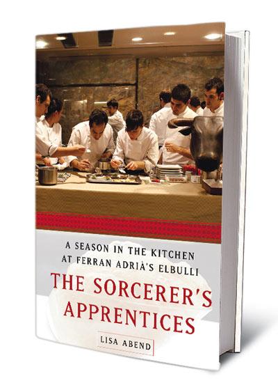 The Sorcerer's Apprentices, by Lisa Abend