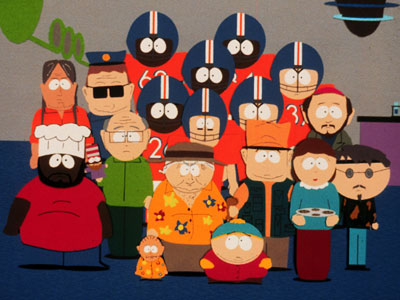 South Park | Who is Cartman's Daddy?, Season 1 Ever wonder who sired chubby, potty-mouthed Cartman? So did he. This season 1 ender followed his quest to nab…