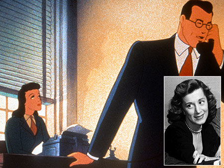 Superman | When Superman made the jump to radio for a serial series in 1940, voice duties for Lois were originally handled by actress Rolly Bester, and…