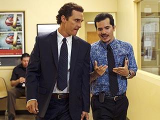 John Leguizamo, Matthew McConaughey | Matthew McConaughey and John Leguizamo in The Lincoln Lawyer