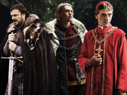 Throns Camelot Bor
