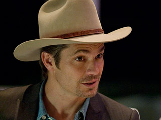 Tim Olyphant Justified