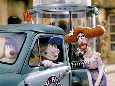 Wallace & Gromit: The Curse of the Were-Rabbit | Sure, this Aardman Animations concoction has all the chase sequences and anthropomorphism usually suitable for children's entertainment, but adults are the ones who can fully…