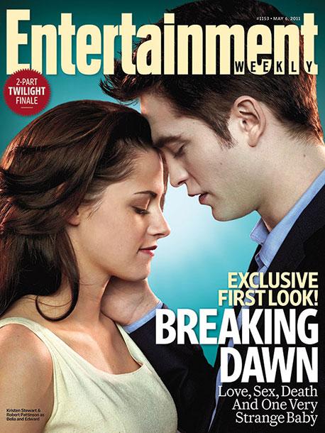 Kristen Stewart, Robert Pattinson | Kristen Stewart and Robert Pattinson as Bella and Edward