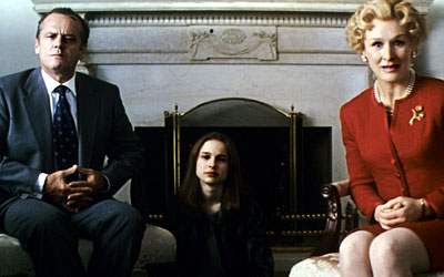 Glenn Close, Jack Nicholson, ...