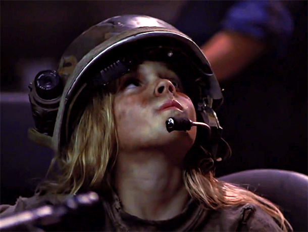 Aliens | The lone survivor of a colony exterminated by a xenomorph outbreak, Newt lived for weeks in the murky ducts and pipes of LV-426. She also…