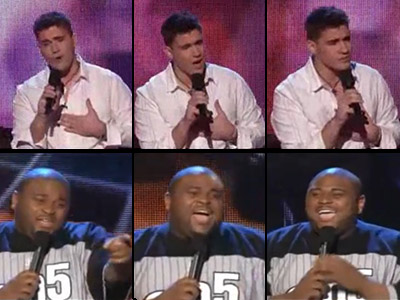 American Idol | Rating: Meh Josh Gracin and Ruben Studdard must have felt really needy for their fans' loving during season 2's Top 12, since both contestants decided…