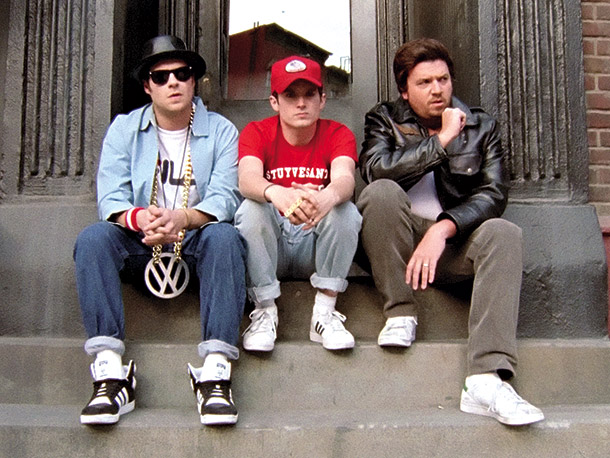 Beastie Boys trailer