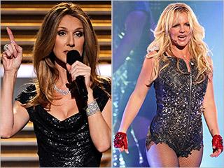 Britney Spears Celine Dion
