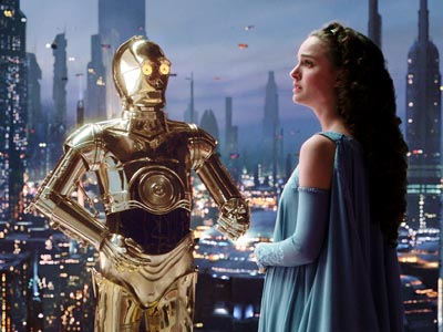 Star Wars: Episode III - Revenge of the Sith, Natalie Portman