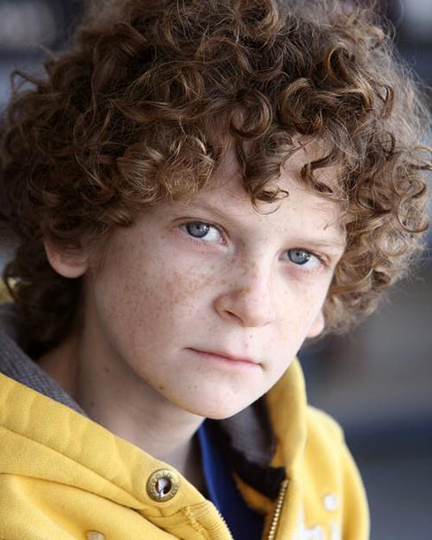 A young tribute in the affluent Panem district, the unnamed boy runs into trouble at the Cornucopia.