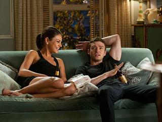 Friends Benefits Timberlake