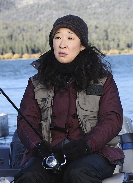 Sandra Oh | Perhaps the shooting's best aftereffect — besides eliminating some dud characters — was traumatizing the core remaining cast members into major change. It was a…