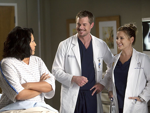 Despite all the hot new couples, no relationship has been more fun to watch than that of Arizona (Jessica Capshaw), pregnant girlfriend Callie (Sara Ramirez),…