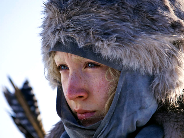 Saoirse Ronan, Hanna | Raised by her ex-CIA father to be a ruthless killing machine, Hanna makes everything a weapon and relentlessly pursues her target. Raised in Finland, so…
