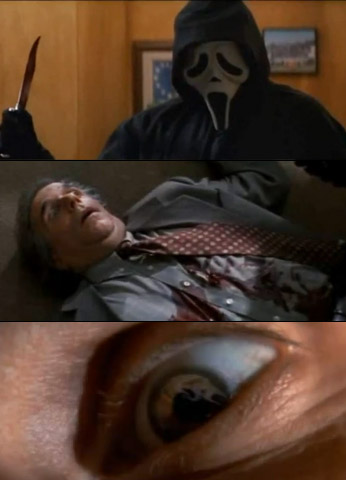 Henry Winkler, Scream | The Fonz played Principal Himbry, who, after punishing two students dressed like Ghostface, met his gory end.