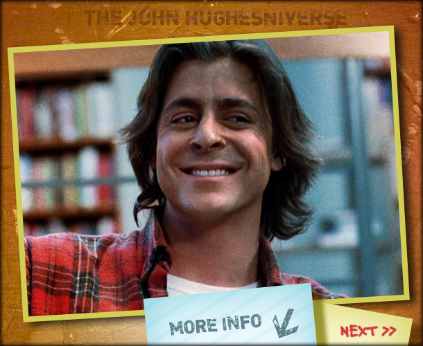 John Hughes | There was tension on the set from the start between Hughes and Judd Nelson, Ringwald said. Nelson was taking the ''Method actor'' approach to his…