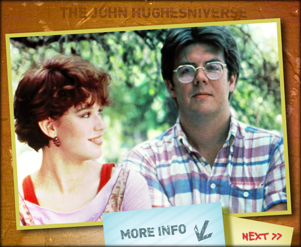 John Hughes | John Hughes was already a successful scribe, penning comedic stories for National Lampoon magazine and screenplays for Mr. Mom and National Lampoon's Vacation . His…