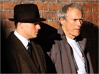 J Edgar Dicaprio Eastwood