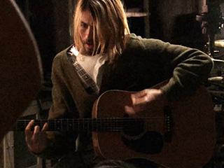 Jared Leto Kurt Cobain