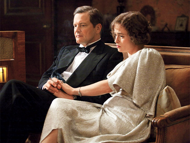 The King's Speech DVD and download