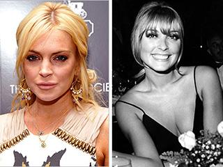Sharon Tate, Lindsay Lohan
