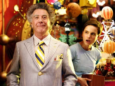 """Mr. Magorium's Wonder Emporium, Dustin Hoffman, ...   Mr. Magorium's Wonder Emporium (2007)""""] Fun fact: Once upon a time, Drew Barrymore was slated to play Portman's character Molly Mahoney, the unlikely employee who's…"""