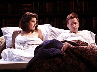 Frank Whaley, Marisa Tomei | MARIE AND BRUCE Marisa Tomei and Frank Whaley