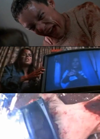 Matthew Lillard, Scream | For a killer who watched a ton of horror movies, it was appropriate for Stu to be dispatched by Sidney dropping a TV on his…