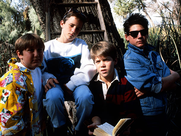 The Monster Squad (Two-Disc 20th Anniversary Edition) | These kids fight a mummy, a werewolf, a Frankenstein, a creature from the non-trademarked corner of the black lagoon, and Dracula. That's pretty cool. But…