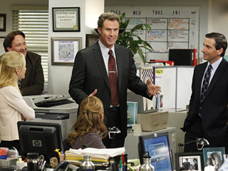Office Will Ferrell Steve