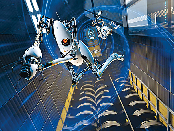 Forget Sudoku. When it comes to brainteasers, nothing satisfies the noggin quite like Valve's Portal 2 , the futuristic ''physics-based puzzle game'' that manages to…