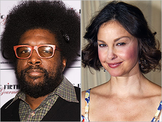 Questlove Ashley Judd
