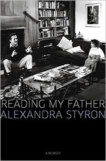 Alexandra Styron | LIKE FATHER LIKE DAUGHTER? Alexandra Styron's new book