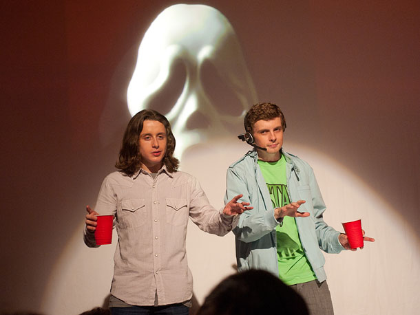 Rory Culkin, Scream 4 | Culkin ( Signs , You Can Count on Me ) is the younger brother of actors Macaulay and Kieran. He plays film geek Charlie, who,…
