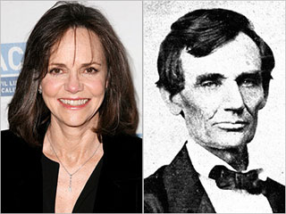 Sally Field Abe Lincoln
