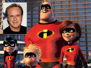 The Incredibles Brad Bird