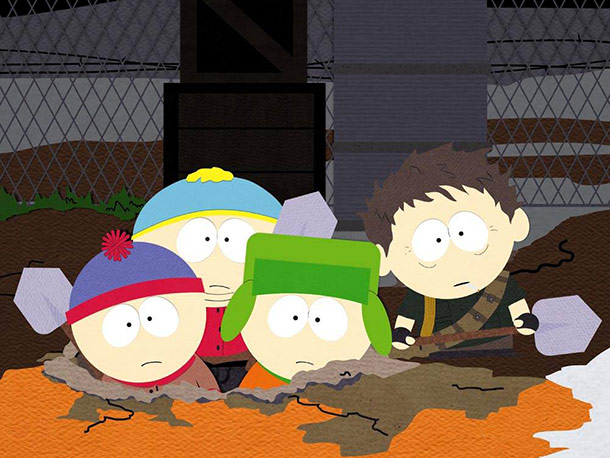 South Park: Bigger, Longer & Uncut | Like some other kids on this list, the Mole chain-smokes, swears, and has a cool accent. Unlike the other kids, his greatest enemy is God.…