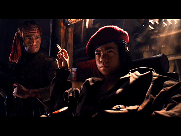 Tropic Thunder | The leader of the heroin-producing Flaming Dragon gang, Tran knows martial arts and has access to lots of heavy weaponry. But he has a heart…