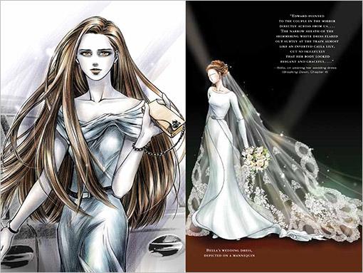 Twilight Saga Illustrated Guide