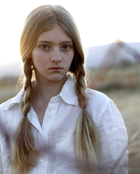 Newcomer, and New Mexico native, Willow Shields will play Katniss' delicate and much-loved younger sister, Primrose Everdeen. When Katniss listens in horror as Prim's name…