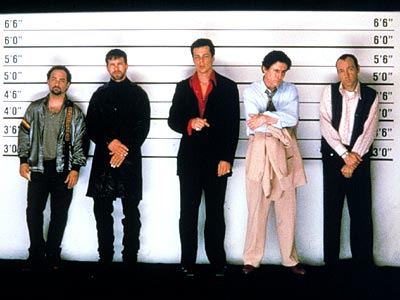 The Usual Suspects, Benicio Del Toro, ...   Normally, we like to power down our brains in the summer, but Bryan Singer's pretzel-knot thriller turned guessing Keyser Söze's identity into a national parlor…