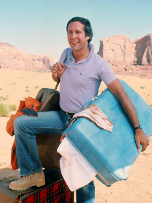Chevy Chase, National Lampoon's Vacation